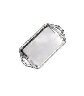bandeja-rectangular-plateada