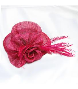 sombrerito-fuxia