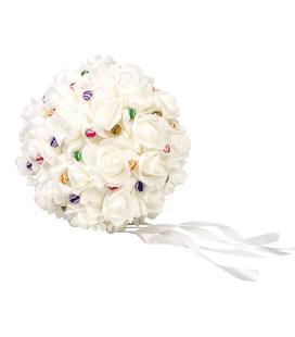 bola-flores-22-cm