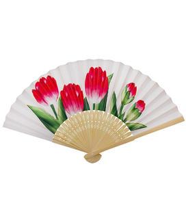 abanico-tulipanes-papel